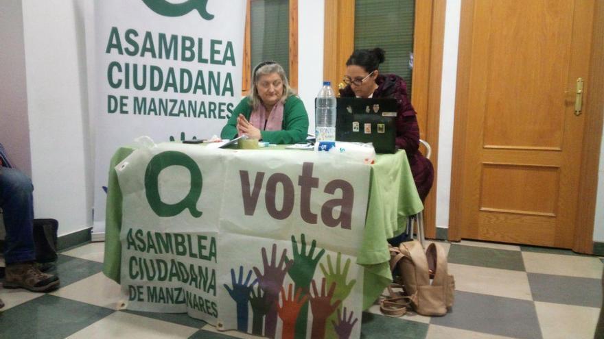 Foto: Asamblea Ciudadana de Manzanares