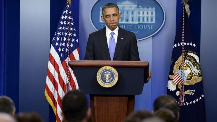 Obama les pide a los senadores demócratas cerrar filas y evitar más sanciones a Irán