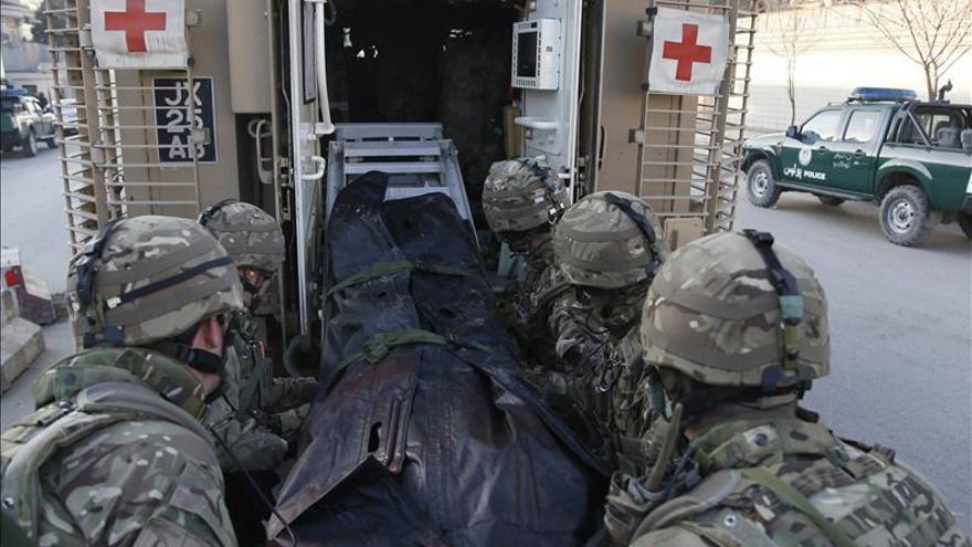 Francia da el pésame a España y Afganistán por el atentado de Kabul