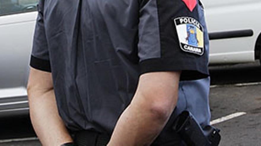El 80% de los agentes del grupo uniformado de la Policía Canaria están de baja