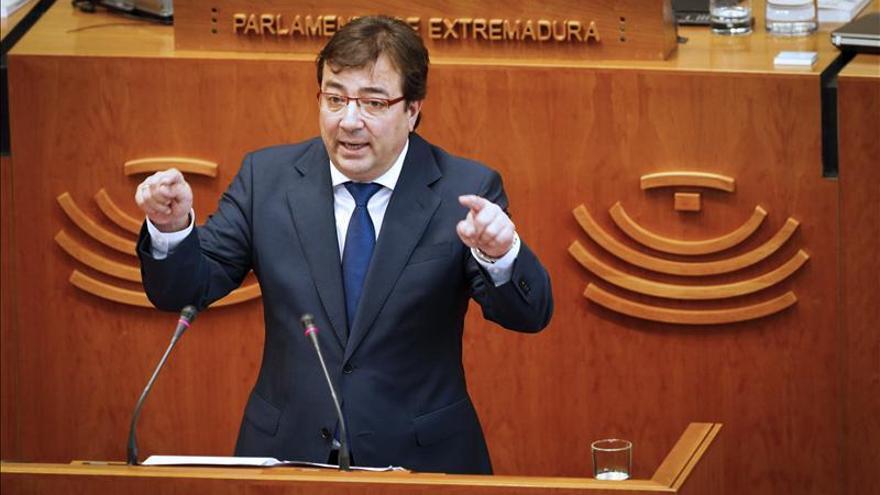 Fernández-Vara asegura que el líder indiscutible del PSOE es Pedro Sánchez