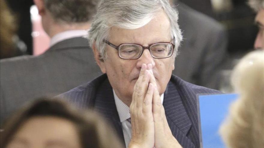 Dimite el fiscal general del Estado, Eduardo Torres-Dulce.