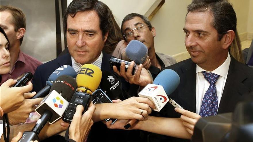 """Garamendi: """"la independencia sería catastrófica, especialmente para Cataluña"""""""