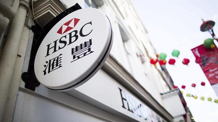 El HSBC cerró 321 sucursales británicas en los dos últimos años