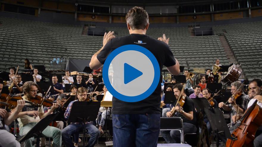La FSO interpretará la banda sonora original de 'Regreso al futuro' en el Palacio de Vistalegre
