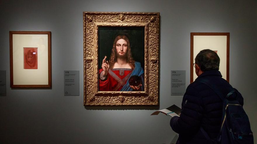 """La controversia sobre la autoría del """"Salvator Mundi"""" de Da Vinci se polariza"""