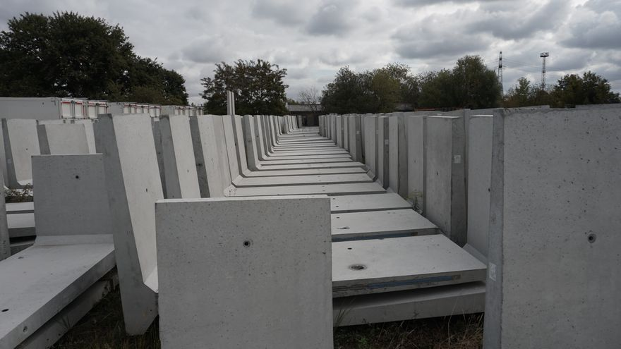 La iniciativa que quiere hacer reaparecer el Muro de Berlín