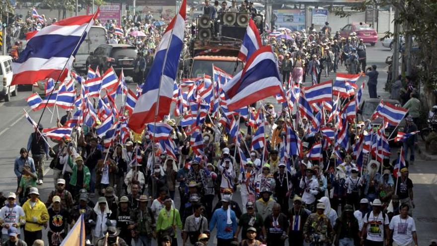 Tres muertos en varios atentados de la insurgencia en el sur de Tailandia