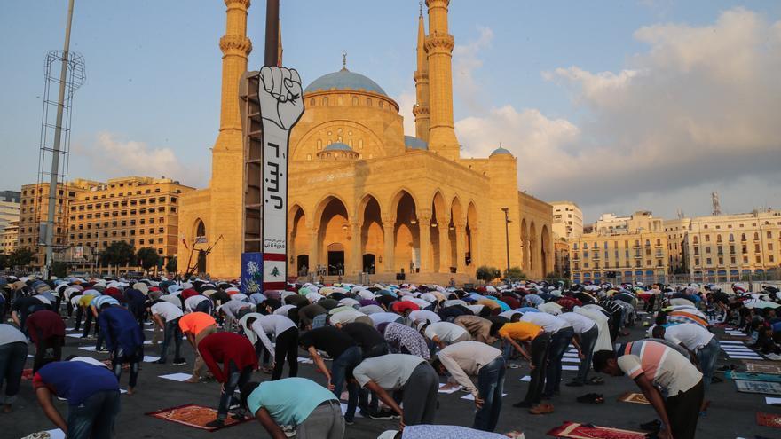 Fiesta del sacrificio con menos restricciones y poca carne en Oriente Medio