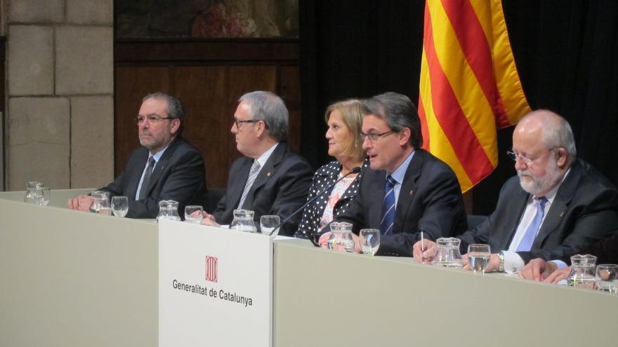 """Artur Mas avisa al Estado de que """"nunca"""" ha logrado doblegar a los catalanes"""