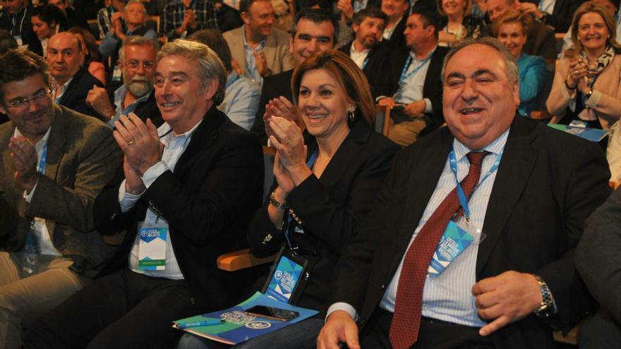 El PP castellano-manchego quedará descabezado y sin liderazgo claro si Cospedal sucede a Rajoy