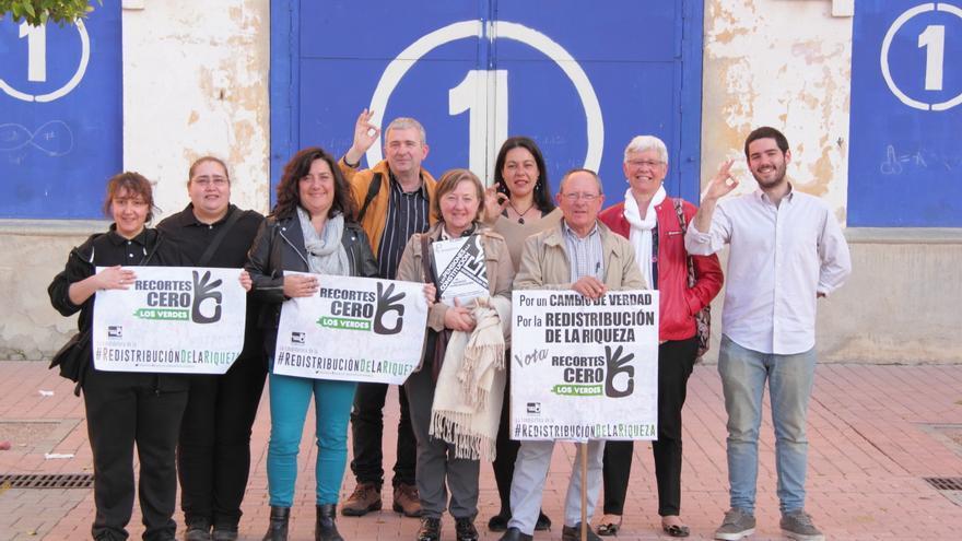 Coordinadora Recortes Cero Murcia