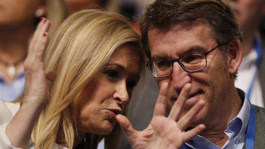 """Herrera, Feijóo y Cifuentes sellarán """"alianza"""" para potenciar el eje autonómico"""