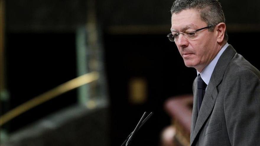 """Gallardón dice que el Gobierno """"atenderá las necesidades que tenga el Tribunal Supremo"""""""