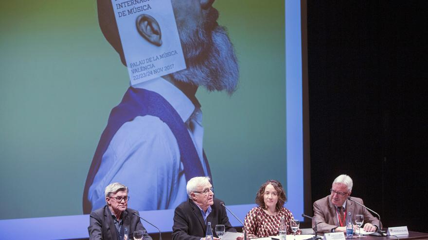 Joan Ribó y Glòria Tello inauguran el Fórum Internacional de la Música