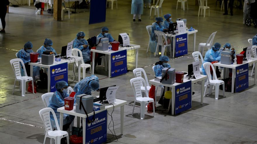 Ecuador suma 885 casos de covid-19 y acumula 433.870 y 20.903 decesos