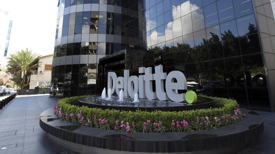 Vista general de la sede de Deloitte