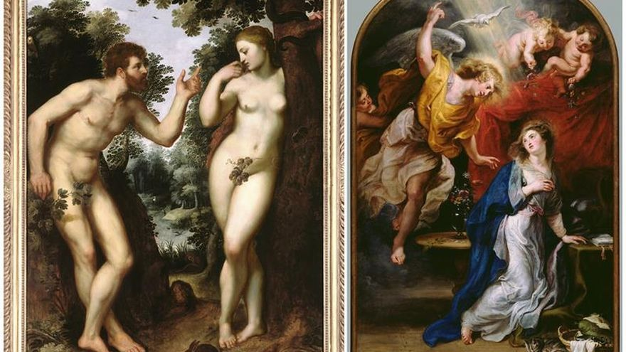 Flandes redescubre a Rubens, admirado por Bowie y censurado hoy por Facebook