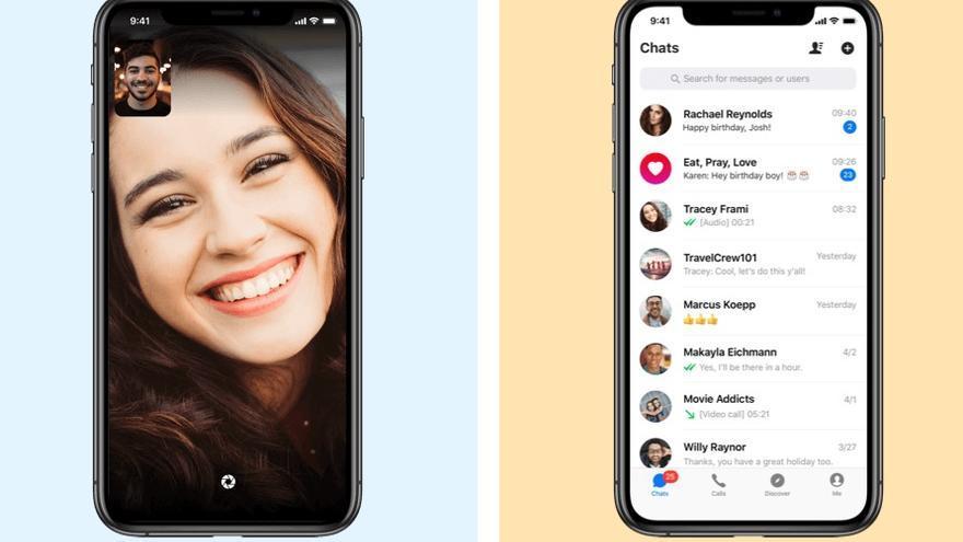 La descarga de la app ToTok, que ofrece servicios de videollamadas y mensajería instantánea, ha sido bloqueada en Android e iOS.
