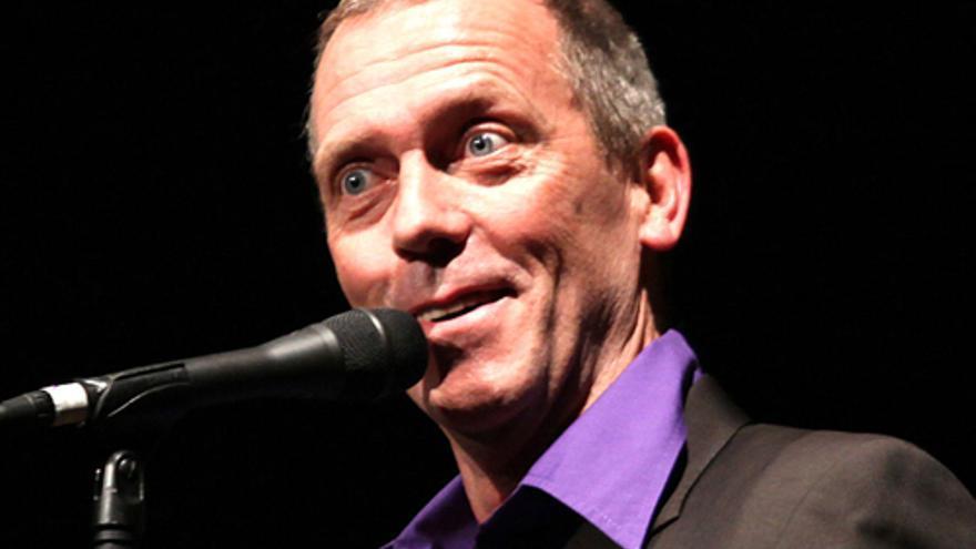 Hugh Laurie y la Copper Bottom Band conquistan París antes de su aterrizaje en España