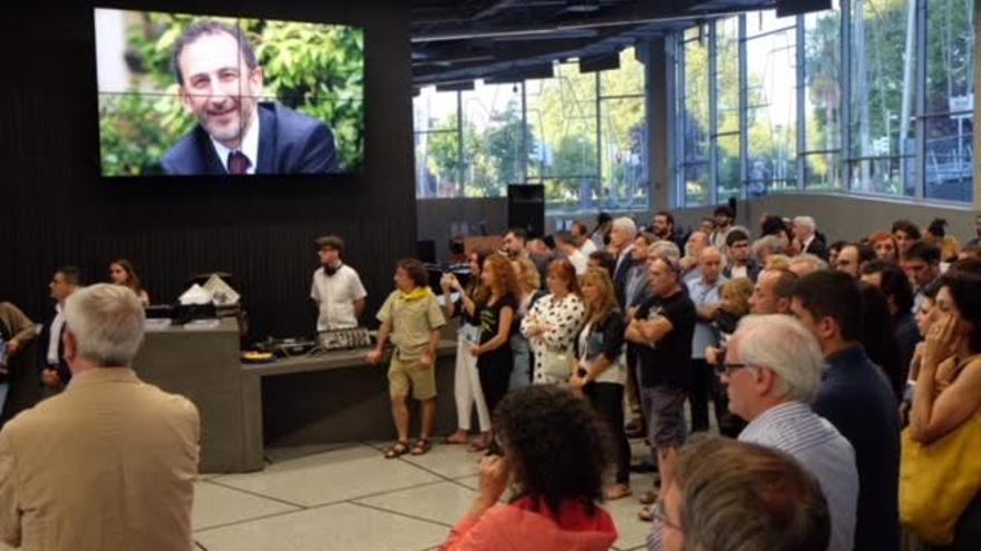 Quinto aniversario eldiarionorte.es en Bilbao.