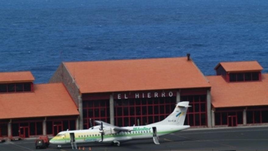 Aeropuerto de El Hierro.