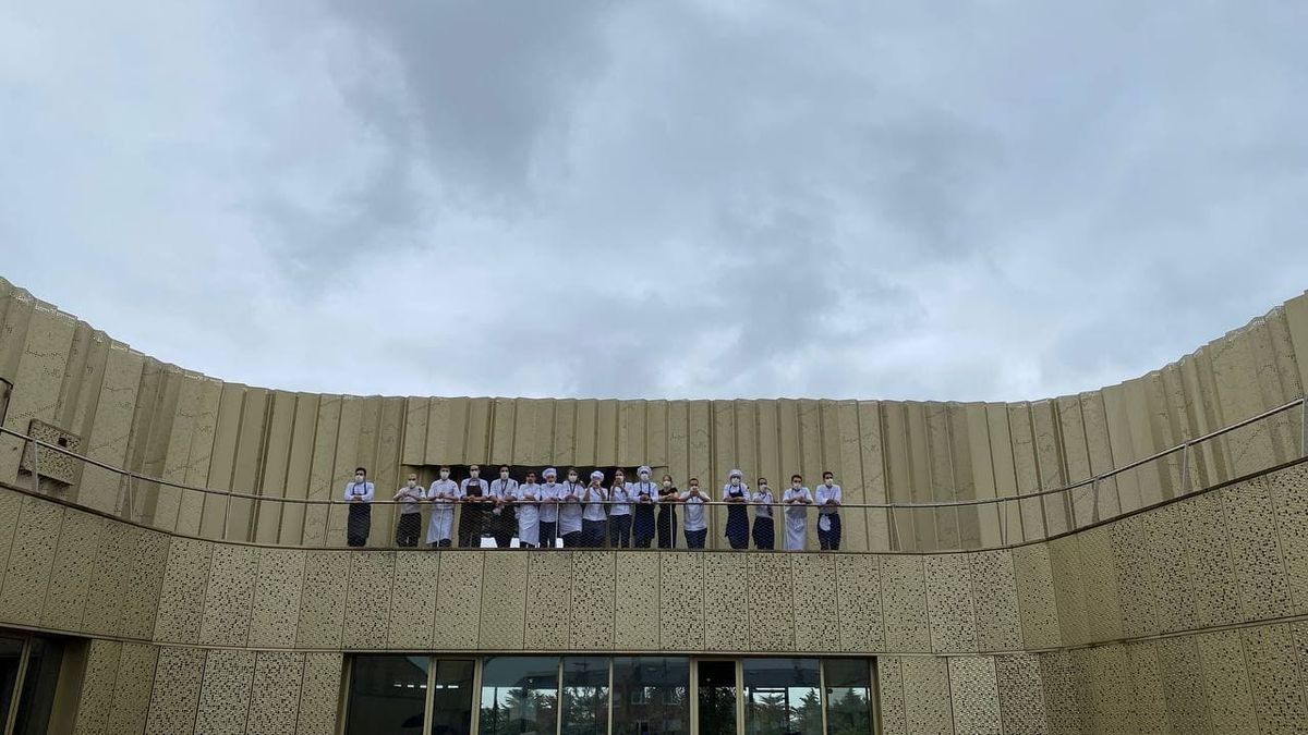 La celebración del décimo aniversario del Basque Culinary Center