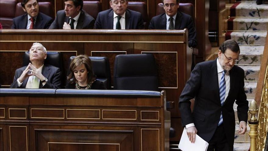 Rajoy avanza que el PIB crecerá un 1 por ciento en 2014 y un 1,5 en 2015