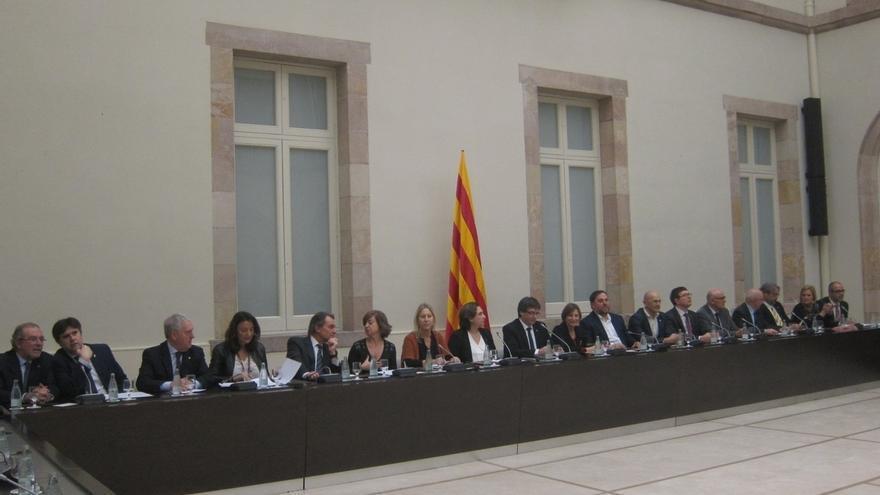 Puigdemont propone un Comité Ejecutivo del referéndum encabezado por Joan Ignasi Elena