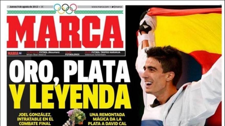 De las portadas del día (09/08/2012) #10