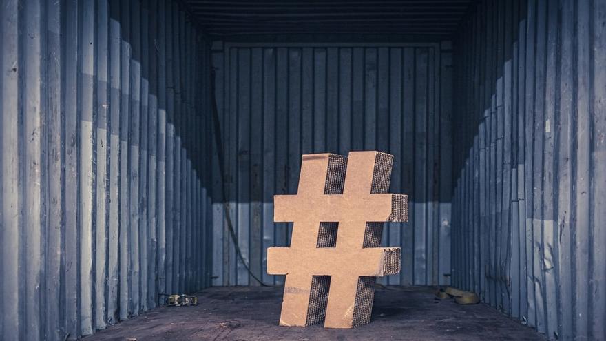 23 de agosto, Día Internacional del Hashtag.
