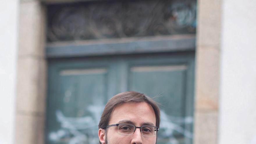David Reinero, autor del libro