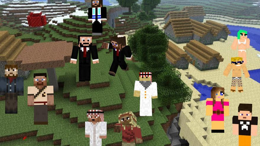 Los videojuegos pueden servir efectivamente para acercar a comunidades en conflicto. Imagen: Dudi Peles de Games for Peace.