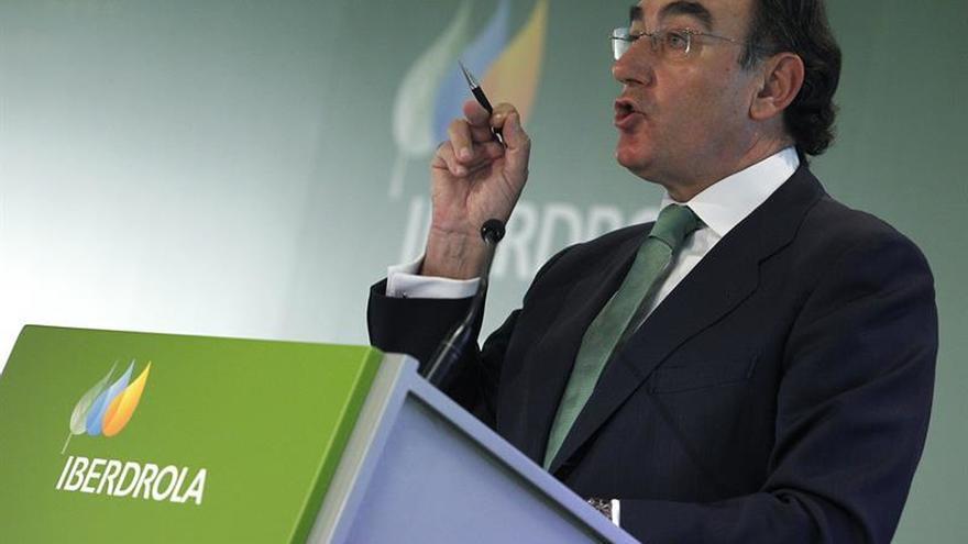 Iberdrola gana 1.456,7 millones de euros hasta junio, un 3,3 % menos