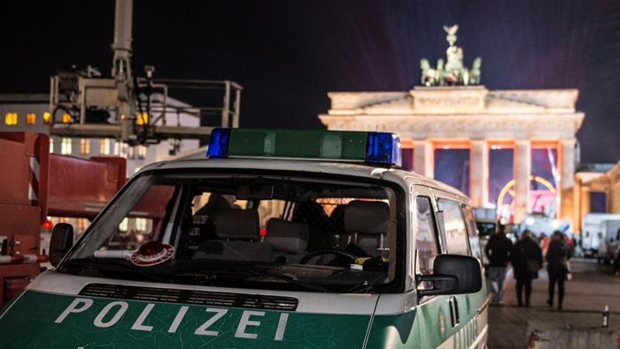 Alemania redobla la seguridad en una Nochevieja marcada por la alarma