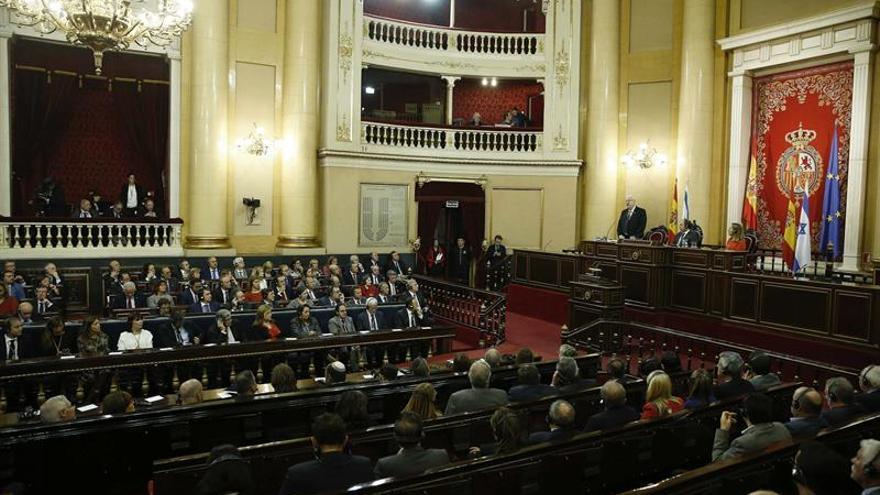 Rivlin dice que España es un único Estado y Cataluña es un problema interno