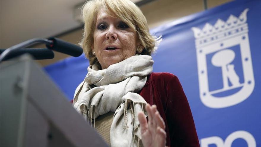 """Aguirre ironiza sobre Montoro: """"Estoy echando en falta su llamada"""""""