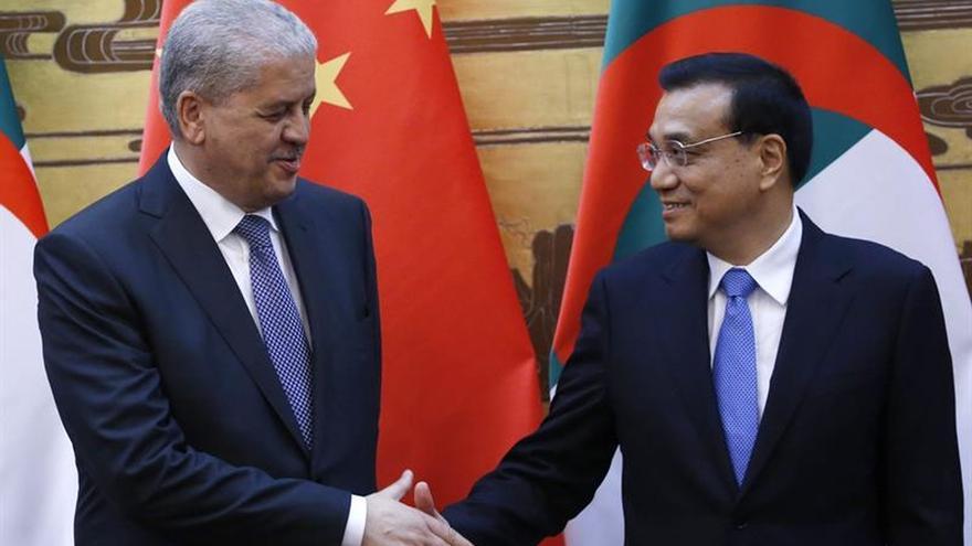 China aumenta su presencia en Argelia con un nuevo contrato petrolero