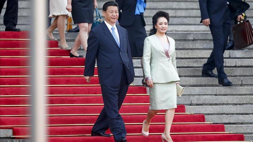 El presidente chino comienza en Trinidad y Tobago su gira por América