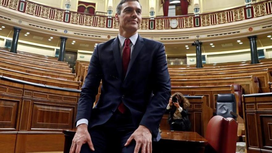 El BOE publica el nombramiento de Pedro Sánchez como presidente del Gobierno