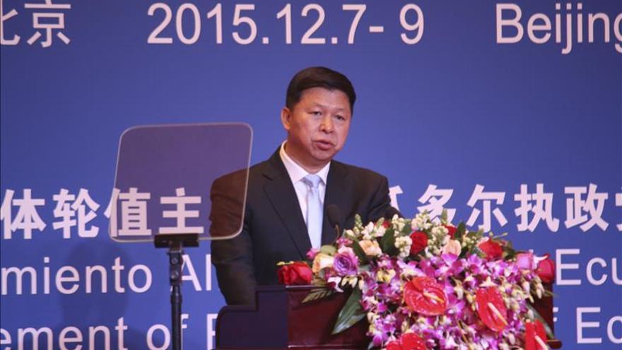 Pekín acoge el primer encuentro de partidos políticos China-CELAC