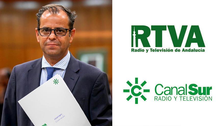 Juande Mellado, director general de RTVA