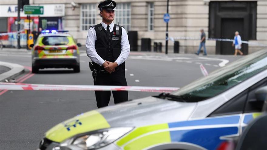 La unidad antiterrorista asume la investigación sobre el atropello en el Parlamento