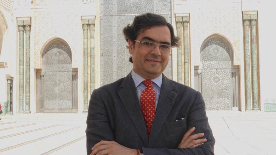 Moisés Morera es en la actualidad cónsul de España en Casablanca.
