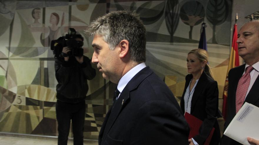 """Cosidó dice que las investigaciones sobre terrorismo """"son complejas"""" y a veces se coincide en los objetivos"""