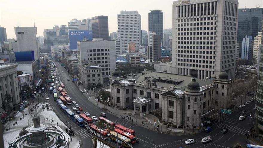La economía surcoreana creció un 1,1 % en abril-junio