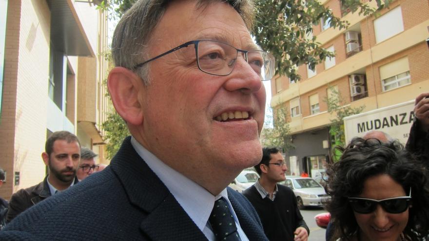 Ximo Puig no acudirá hoy a la reunión de 'barones' socialistas en Ferraz por motivos de agenda