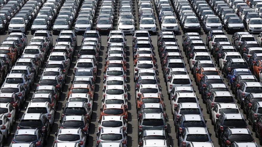 Las exportaciones de industria del automóvil hasta septiembre suben un 17 %