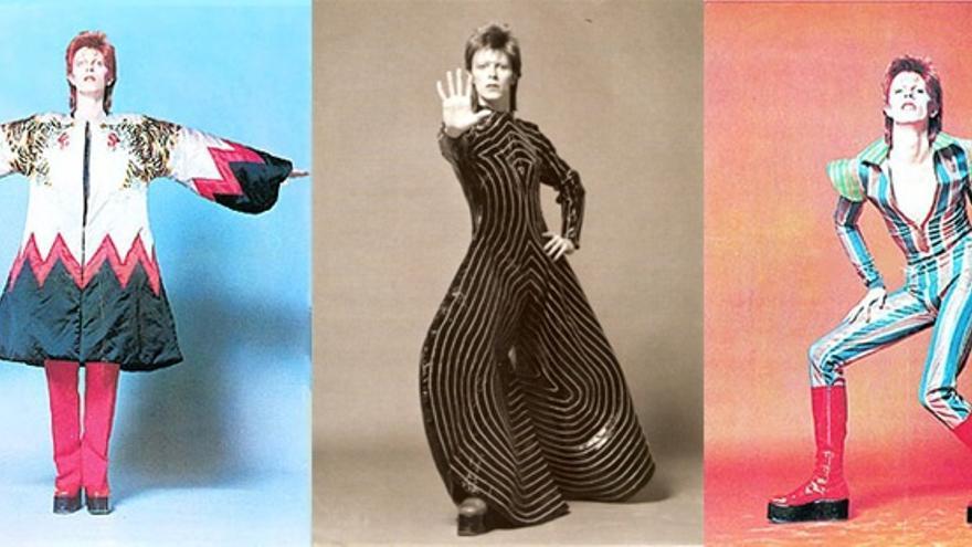 David Bowie & Kansai Yamamoto: ese pedazo de onda