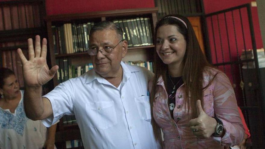 El nuevo dirigente del PLI se inscribe como candidato presidencial de Nicaragua